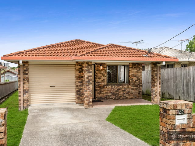 22 Shelley Street, Cannon Hill, Qld 4170