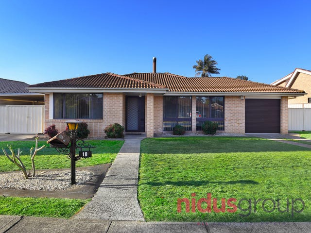 18 Beverly Place, Plumpton, NSW 2761