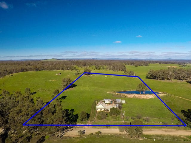 97 Muckleford-School Road, Muckleford, Vic 3451