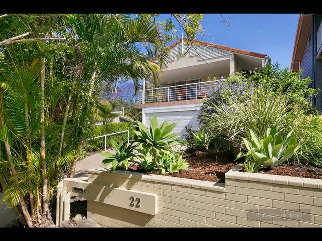 22 Merlin Terrace, Kenmore, Qld 4069