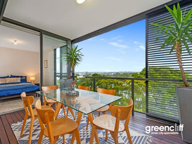 808/7 Sterling Cct, Camperdown, NSW 2050