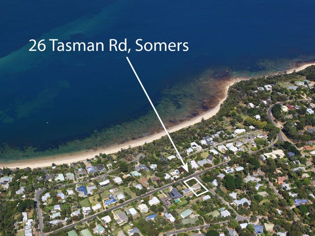 26 Tasman Road, Somers, Vic 3927