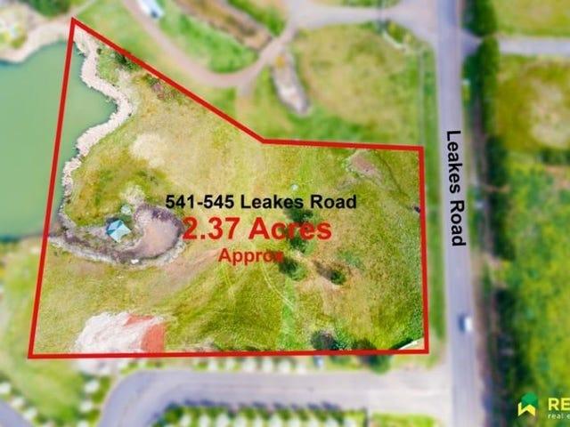 541-545 Leakes Road, Plumpton, Vic 3335