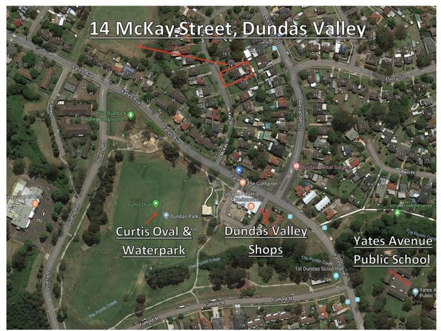 14 Mckay Street, Dundas Valley, NSW 2117