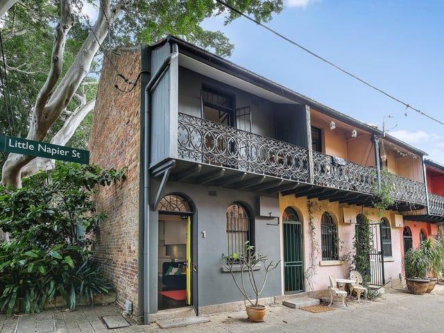 1 Little Napier Street, Paddington, NSW 2021