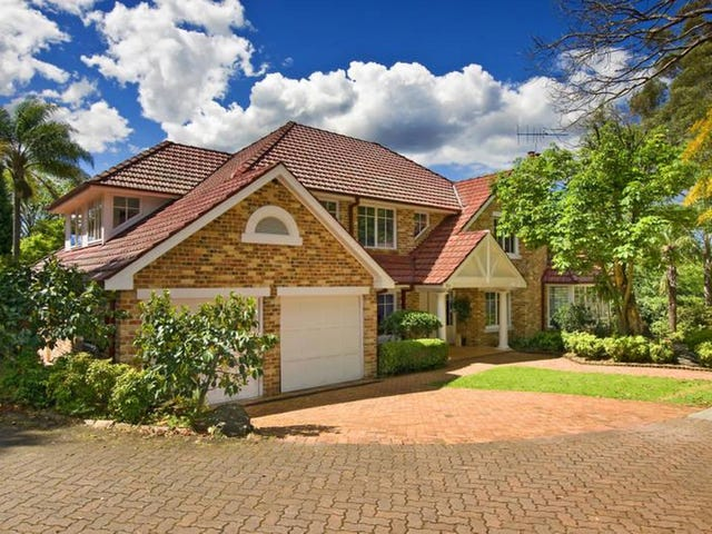 12A Clissold Road, Wahroonga, NSW 2076