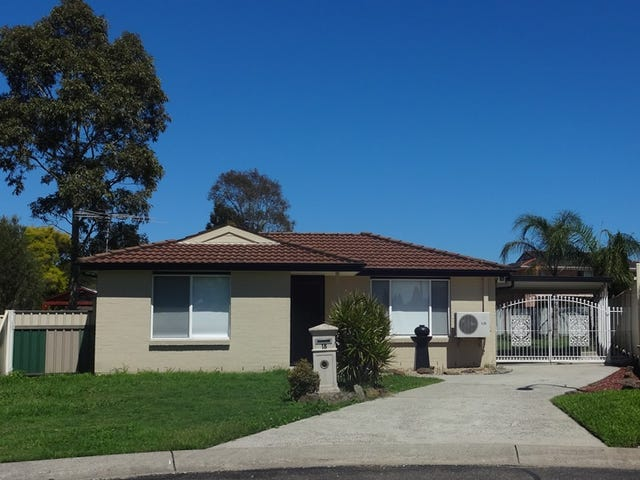 18 McCann Place, Hassall Grove, NSW 2761