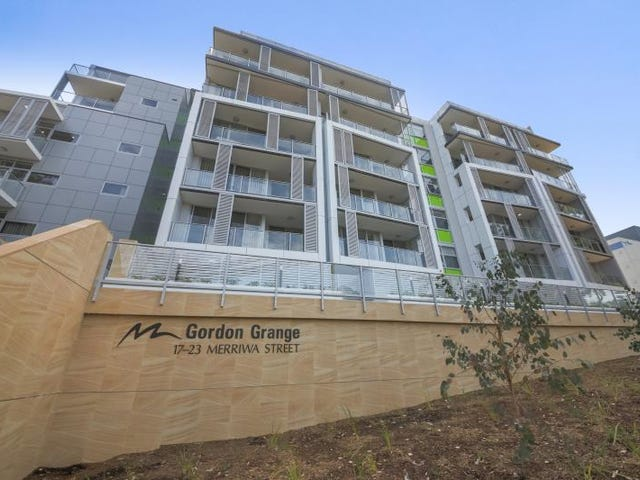 A306 17-23 Merriwa Street, Gordon, NSW 2072