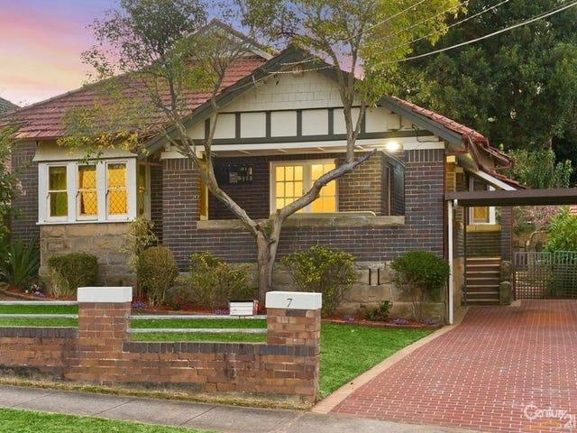 7 Meakem Street, Hurstville, NSW 2220