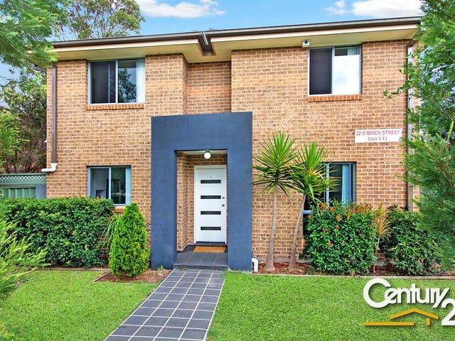 1/32 O'Brien Street, Mount Druitt, NSW 2770
