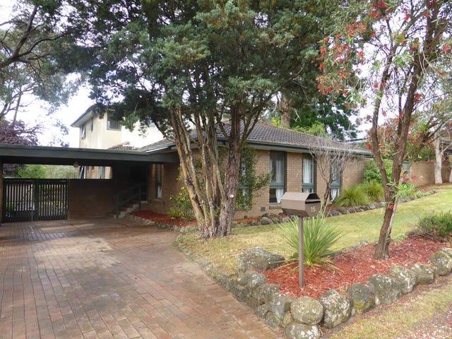 15 Bambara Road, Hurstbridge, Vic 3099