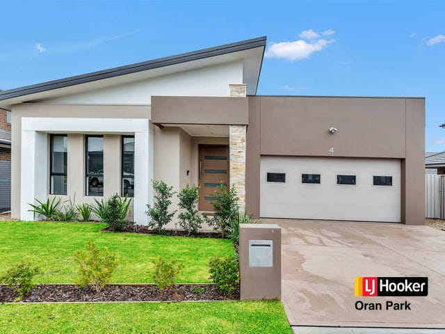 4 Allison Circuit, Oran Park, NSW 2570