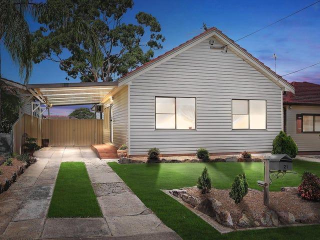 21 Beaconsfield Street, Revesby, NSW 2212