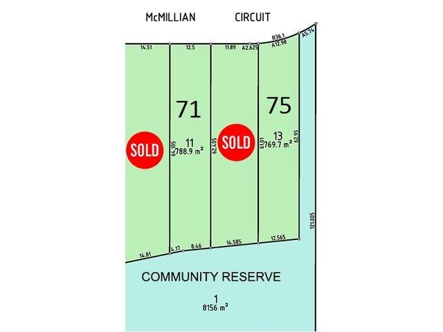 71 & 75 McMillian Circuit, Kellyville, NSW 2155