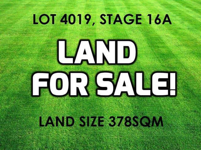 Lot 4019, Willowdale Estate, Leppington, NSW 2179