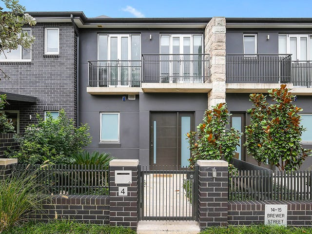 4/14 Brewer Street, Concord, NSW 2137