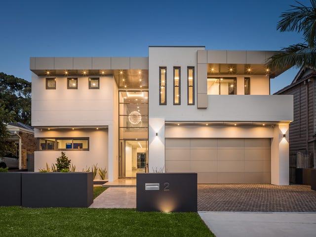 2 Riverview Avenue, Kyle Bay, NSW 2221