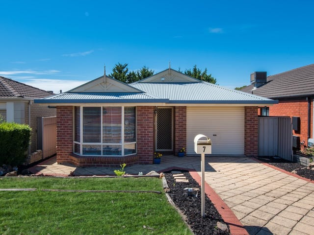 7 Chapel Hill Way, Woodcroft, SA 5162