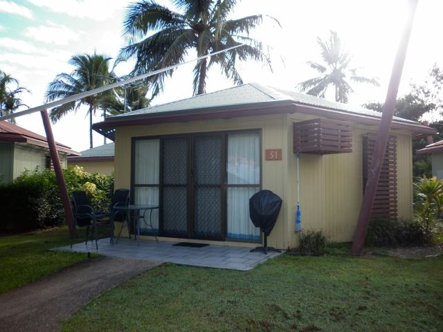 Bungalow 51 Kohuna Sands Resort Griffith Avenue, Bucasia, Qld 4750