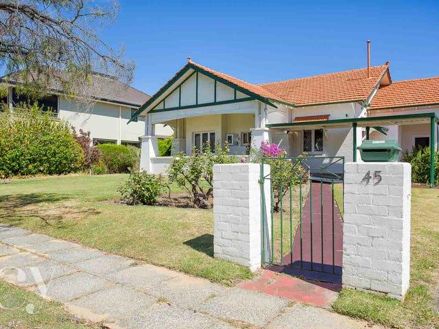 45 Hampden Street, South Perth, WA 6151