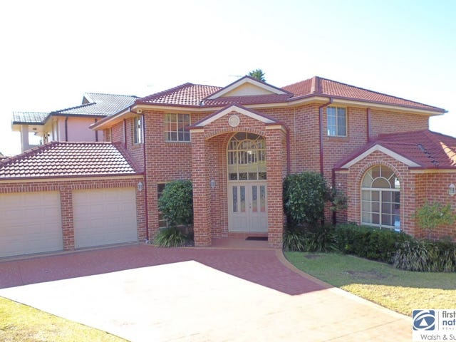 1 George Best Crescent, Baulkham Hills, NSW 2153