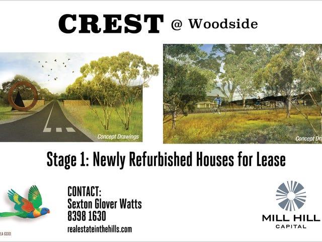 CREST @ WOODSIDE (66 & 81 Caledonia Ave), Woodside, SA 5244