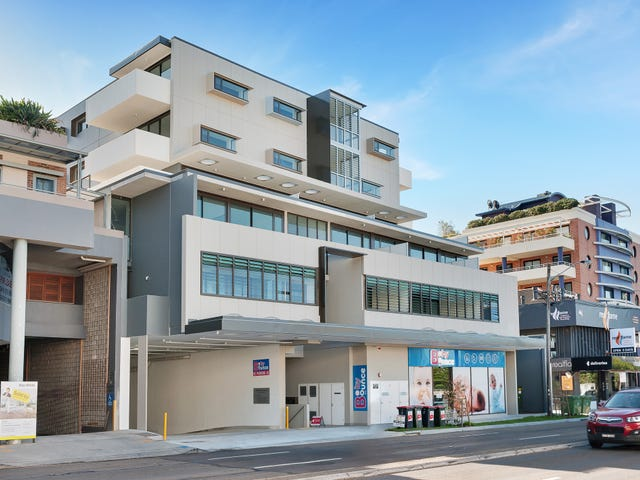 105/544 Pacific Highway, Chatswood, NSW 2067