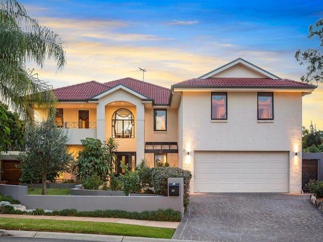 30 Tallowood Grove, Beaumont Hills, NSW 2155