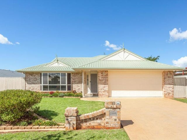 12 Gerbera Court, Middle Ridge, Qld 4350