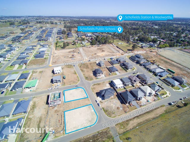 Lot 25 & 27, Fleet Street, Schofields, NSW 2762