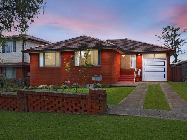21 Lough Avenue, Guildford, NSW 2161