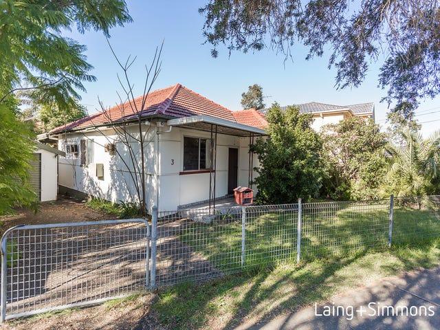 3 Richardson Street, Merrylands, NSW 2160