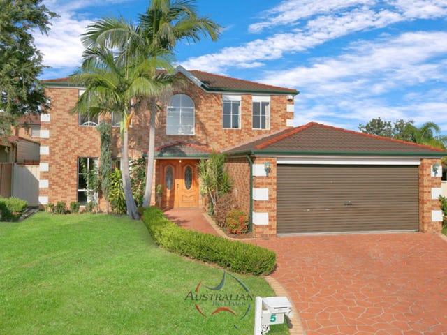 5 Oscar Place, Acacia Gardens, NSW 2763