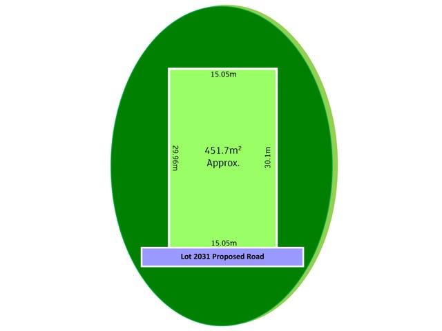 Lot 2031 Stage 2 Emerald Hills, Leppington, NSW 2179