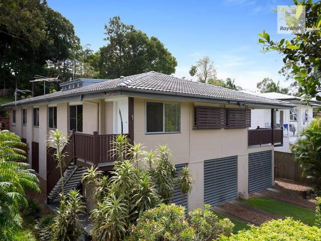 1/13 Salisbury Street, Indooroopilly, Qld 4068