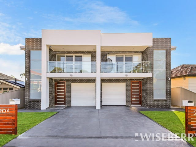 20 & 20A ST Pauls Place, Chester Hill, NSW 2162