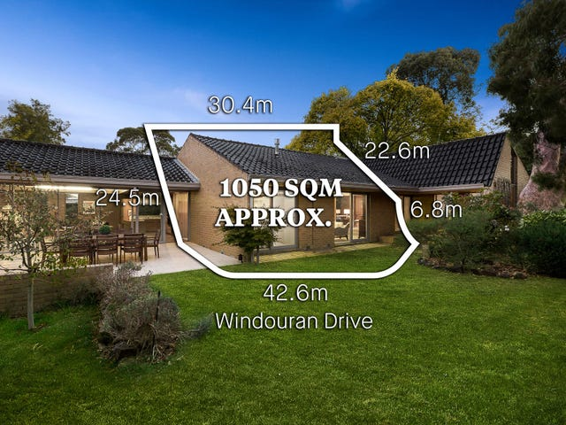 1 Windouran Drive, Mitcham, Vic 3132