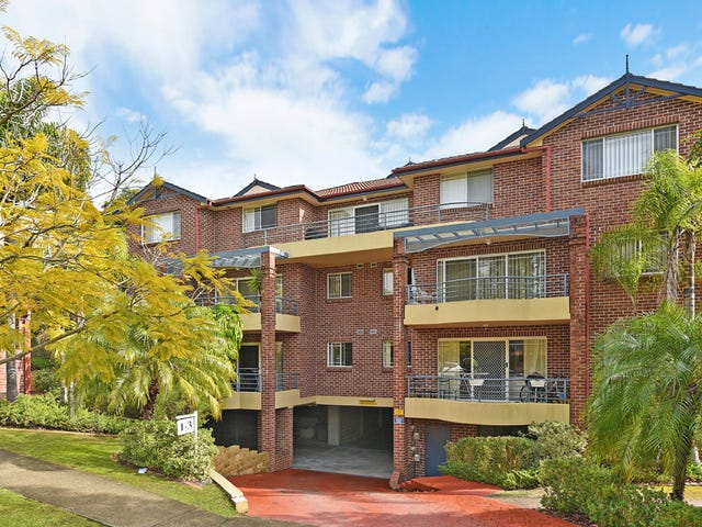 13/1-3 Bellbrook Avenue, Hornsby, NSW 2077