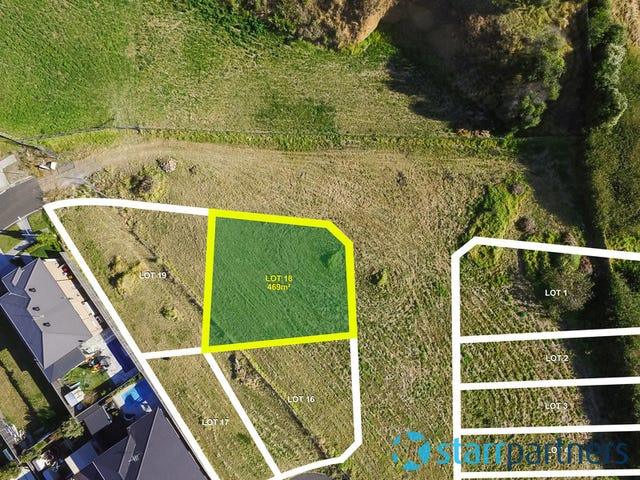 Lot 18, 668 Warin Avenue, Pemulwuy, NSW 2145