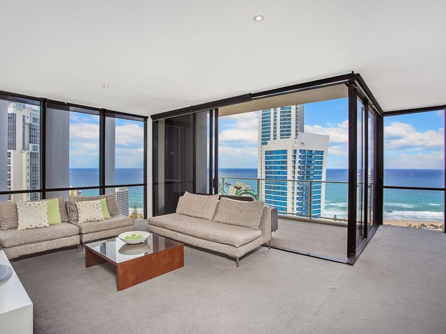 1311 & 1066/9 Ferny Avenue, Surfers Paradise, Qld 4217