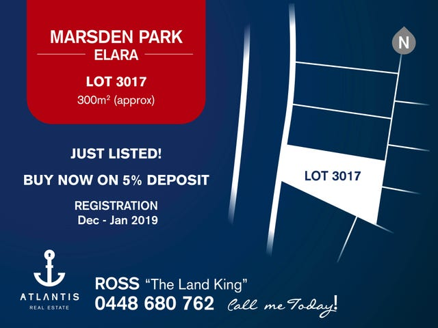 3017 Proposed Road, Marsden Park, NSW 2765