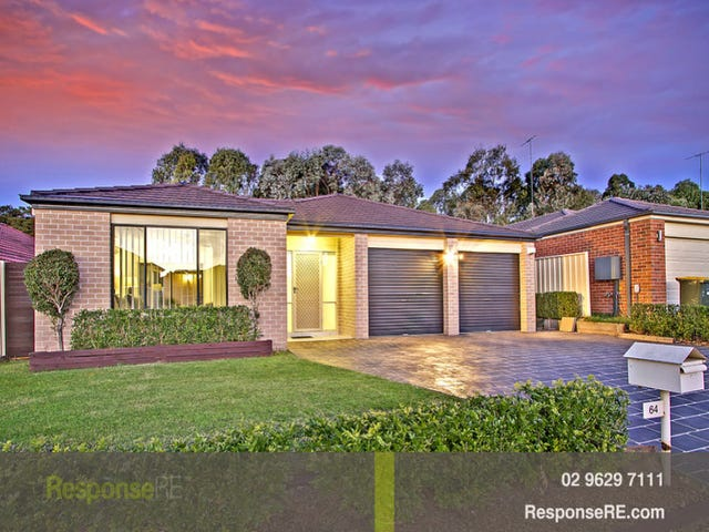 64 Sapphire Circuit, Quakers Hill, NSW 2763