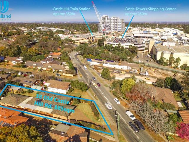 38 Old Castle hill Road, Castle Hill, NSW 2154