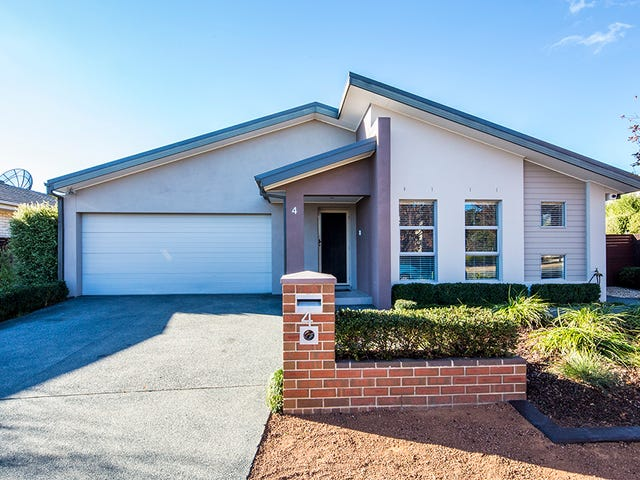 4 Rubeo Street, Forde, ACT 2914