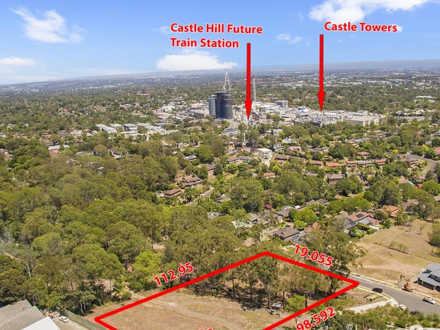 41 Pioneer Place, Castle Hill, NSW 2154