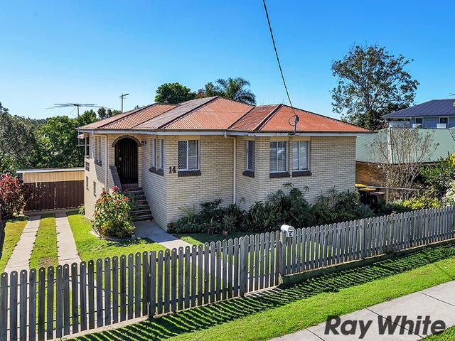 14 Rolleston Street, Keperra, Qld 4054