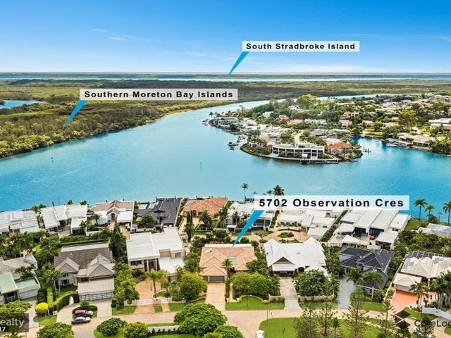 5702 Observation Crescent, Sanctuary Cove, Qld 4212