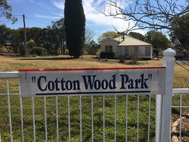 'Cotton Wood Park' 1288 Umbiram Road, Umbiram, Qld 4352
