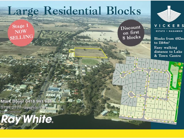 The Vickers Estate, Nagambie, Vic 3608