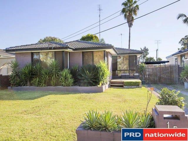 15 Parsons Avenue, South Penrith, NSW 2750